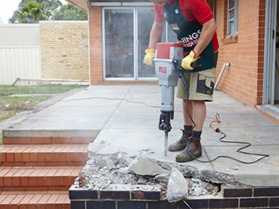 Count On Us to Get Rid of Your Cracked and Broken Concrete